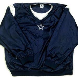 Dallas Cowboys Authentic Apparel Pullover Size XL